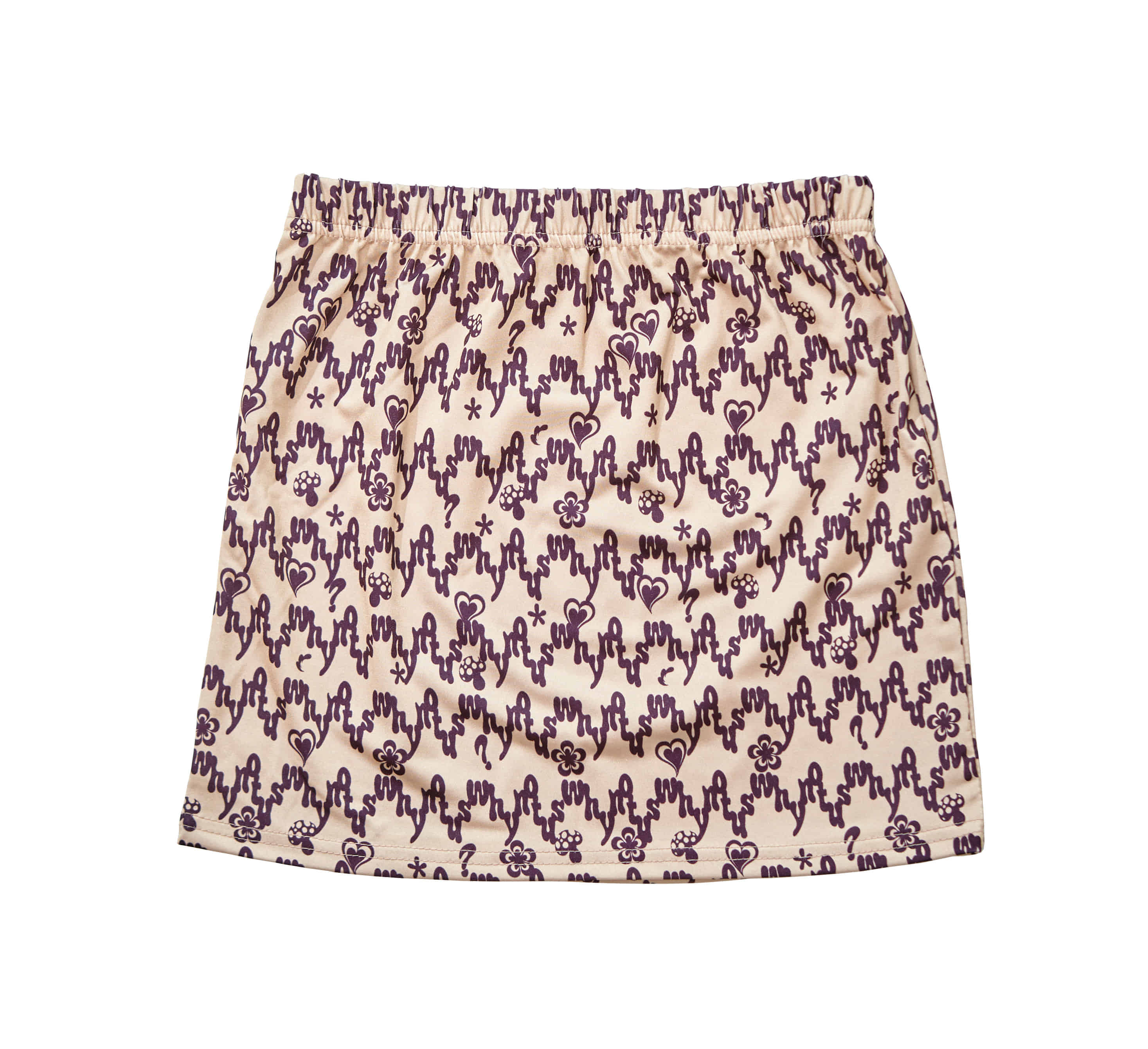 WNUS x RMHN skirt brown