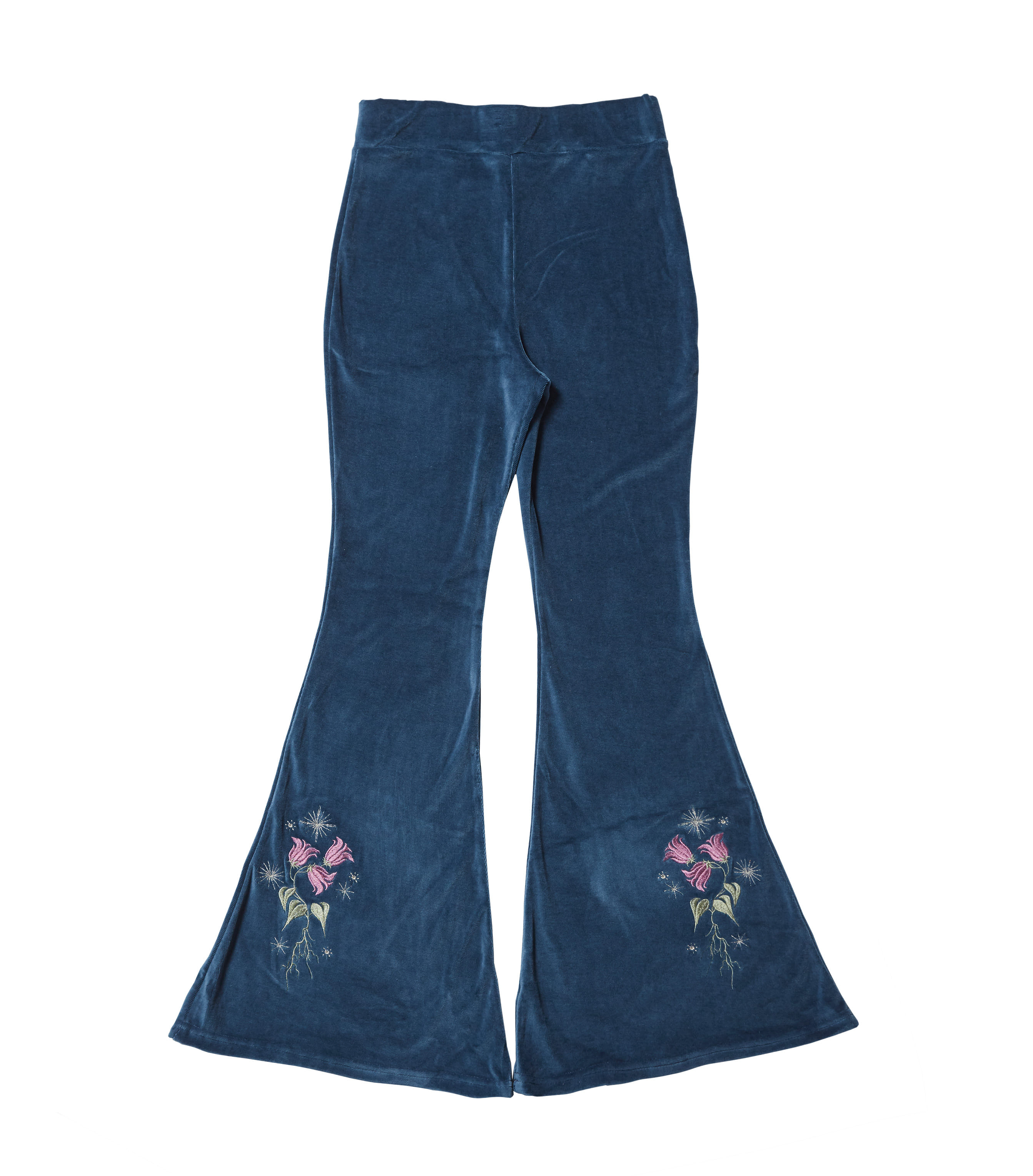 lily of the valley pants - blue